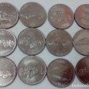 Monedas locales: BONITO LOTE DE 12 FICHAS JETON TOKEN SHELL CON TEMATICA DEL AUTOMOBIL TODAS DIFERENTES. Lote 66917442