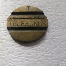 Monedas locales: FICHA DE TELEFONOS T. Lote 68251613