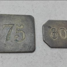 Monedas locales: FICHAS CASINO O CONSUMO. Lote 68924289