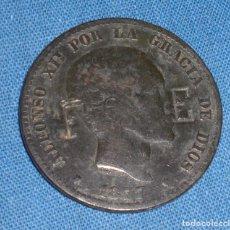 Monedas locales: MONEDA CONTRAMARCADA. Lote 73838959