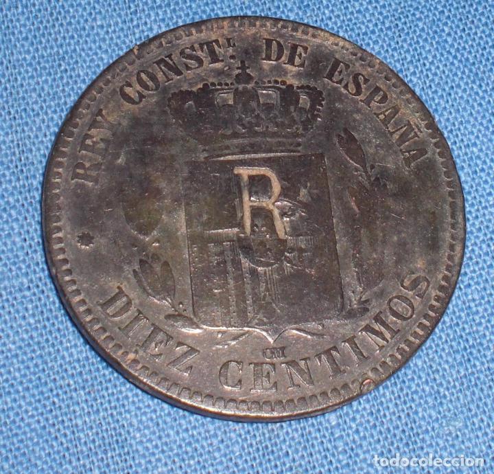 Monedas locales: Moneda contramarcada - Foto 2 - 73838959