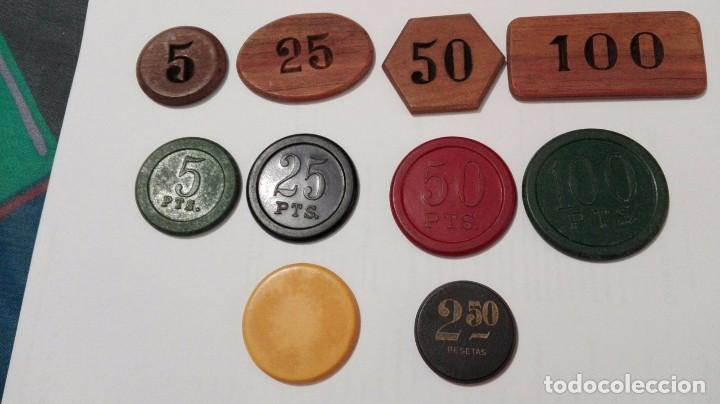 Monedas locales: LOTE DE DIEZ ANTIGUAS FICHAS DE CASINO. A CLASIFICAR. LAS DE LA FOTO. - Foto 2 - 80731050