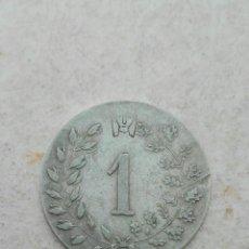 Monedas locales: FICHA CÍRCULO DE BELLAS ARTES VALENCIA. Lote 83022978