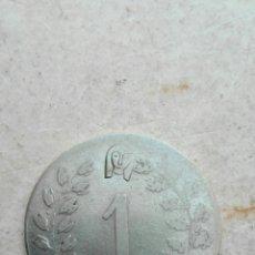 Monedas locales: FICHA CÍRCULO DE BELLAS ARTES VALENCIA. Lote 83023486