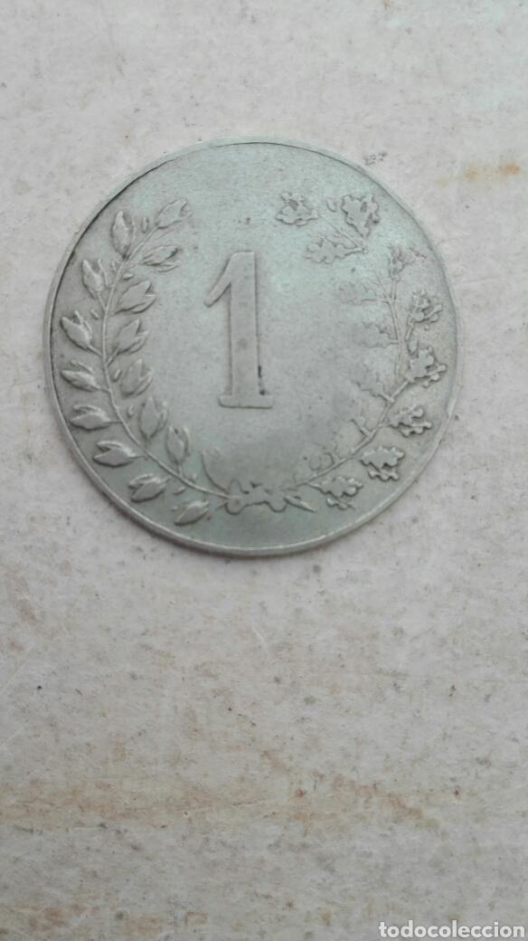Monedas locales: Ficha Círculo de Bellas Artes Valencia - Foto 2 - 83023486