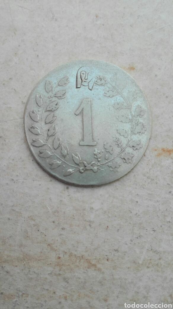 Monedas locales: Ficha Círculo de Bellas Artes Valencia - Foto 3 - 83023486
