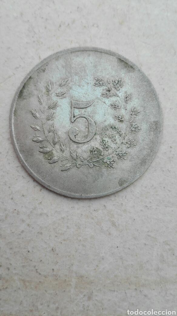 Monedas locales: Ficha Círculo de Bellas Artes Valencia - Foto 2 - 83023864