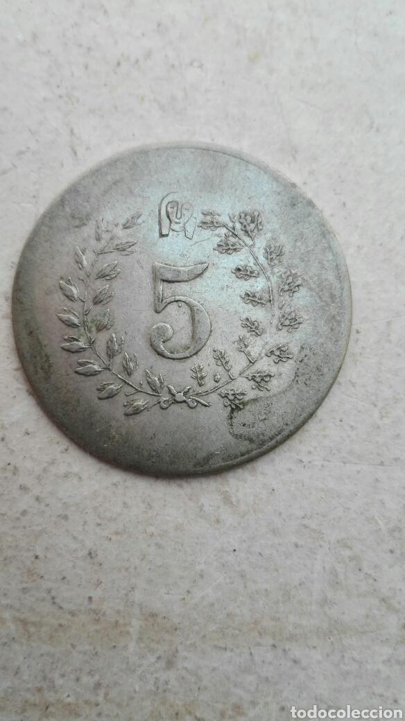 Monedas locales: Ficha Círculo de Bellas Artes Valencia - Foto 3 - 83023864
