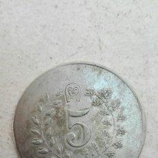 Monedas locales: FICHA CÍRCULO DE BELLAS ARTES VALENCIA. Lote 83023962