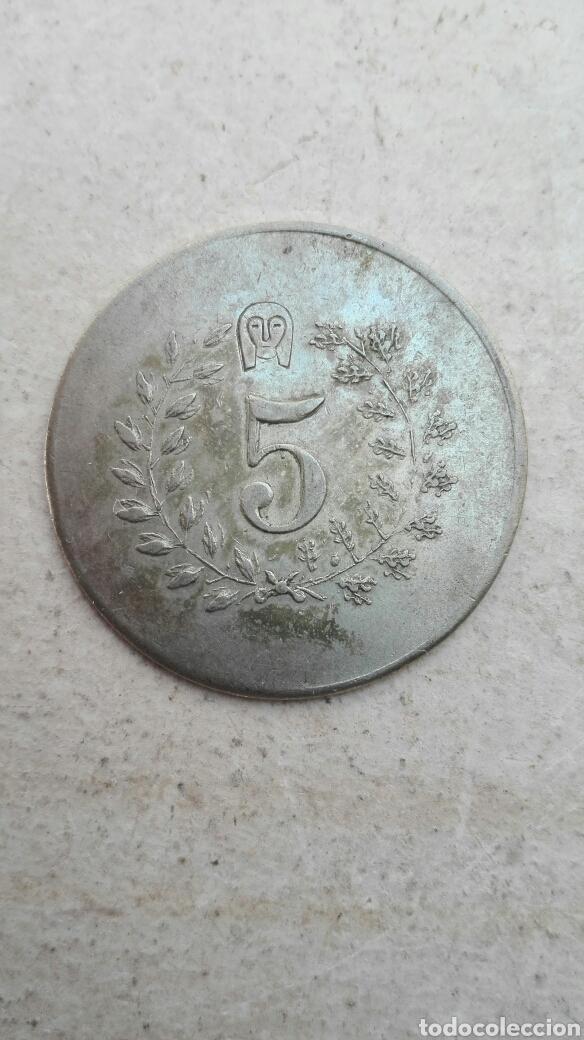 Monedas locales: Ficha Círculo de Bellas Artes Valencia - Foto 3 - 83023962