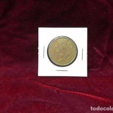 Monedas locales: FICHA DE CASINO DE 0,50 CENTIMOS.TOKEN.. Lote 82478107