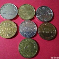 Monedas locales: LOTE DE TOKENS/FICHAS/JETONES. FARMACIA. ALEMANIA.. Lote 84868814