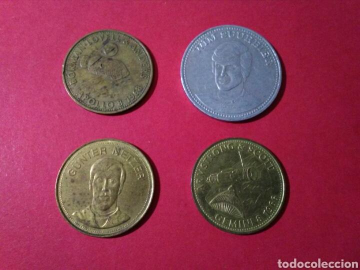 Monedas locales: LOTE DE JETONES/FICHAS/TOKENS. SHELL. - Foto 2 - 84871720
