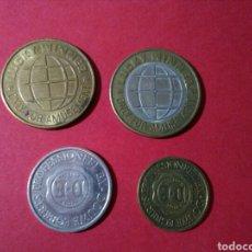 Monedas locales: LOTE DE FICHAS/JETONES/TOKENS. FICHAS DE JUEGO.. Lote 84872030