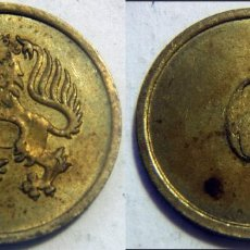Monedas locales: FICHA O TOKEN A CATALOGAR. Lote 86477740