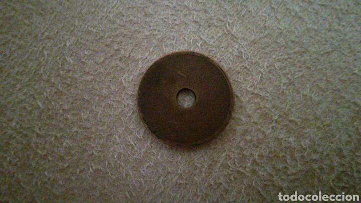 Monedas locales: Ficha inglesa pequeña - Foto 2 - 86488170