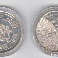 Monedas locales: MONEDA 1 EURO CODORNIU CODORNIÚ 1999 PLATA SC. Lote 86533656
