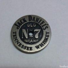 Monedas locales: FICHA JACK DANIEL'S N° 7. Lote 87290962