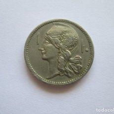 Monedas locales: FICHA CASINO * 1 PESETA A IDENTIFICAR. Lote 88195704