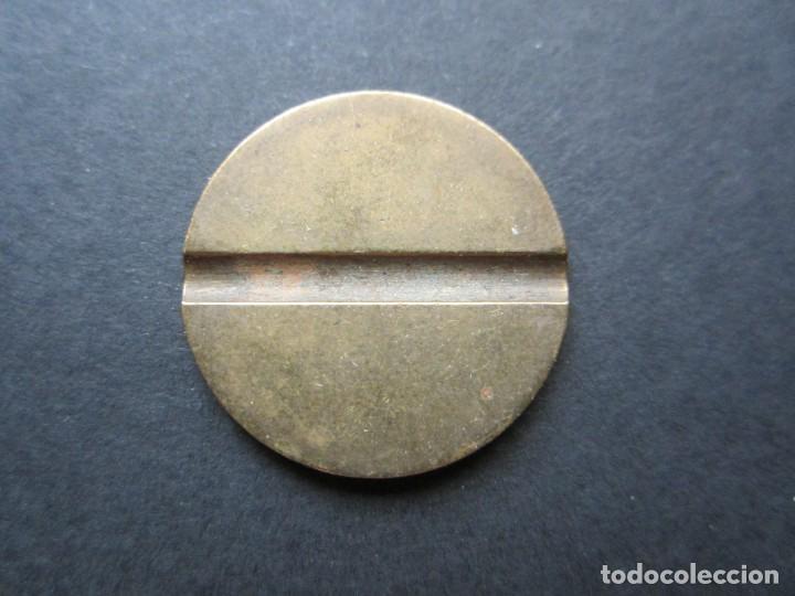 Monedas locales: ficha de teléfono en cobre - Foto 2 - 90372228