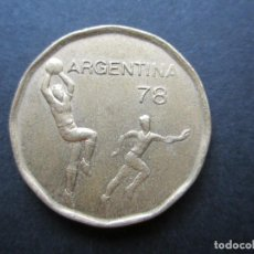 Monedas locales: MEDALLA DE ARGENTINA CAMPEONATO DEL MUNDO DE FUTBOL. Lote 90373204