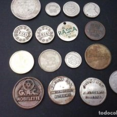Monedas locales: MONEDAS PUBLICITARIAS ETC. Lote 91919980