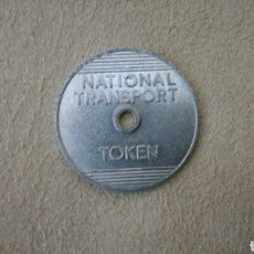 Monedas locales: TOKEN NATIONAL TRANSPORT 3. Lote 92266370