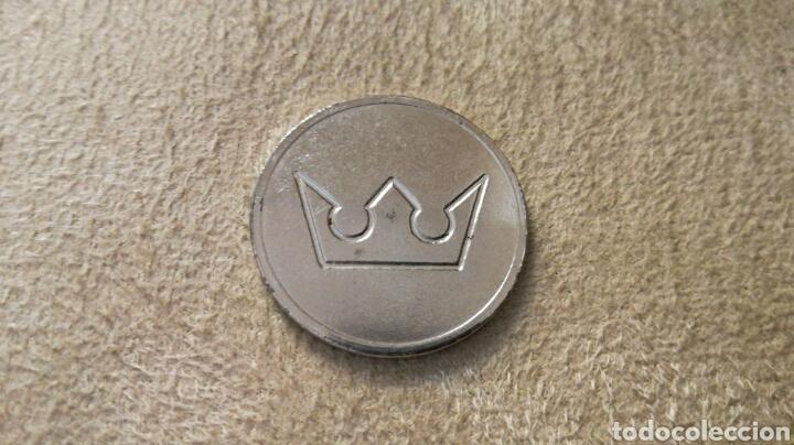 Monedas locales: Ficha Eurocoin London - Foto 2 - 94385819