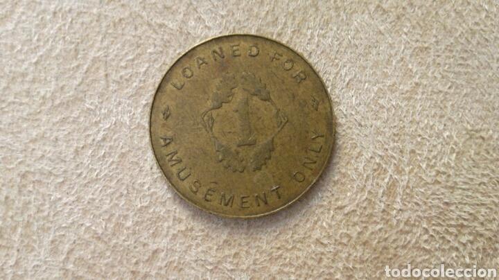 Monedas locales: Ficha 1 libra RW - Foto 2 - 94386599