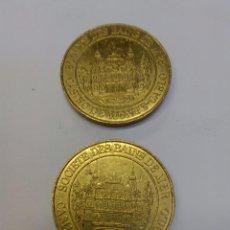 Monedas locales: DOS MONEDAS DEL CASINO DE MONTECARLO. Lote 97125375