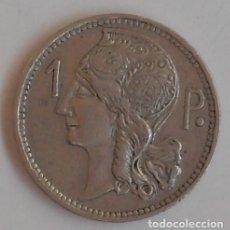 Monedas locales: FICHA CASINO - 1 PESETA - MUY BONITA. Lote 98793003