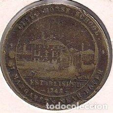 Monedas locales: GRAN BRETAÑA - TOKEN DE HALF PENNY - CLIFF HOUSE SCHOOL. Lote 98987583