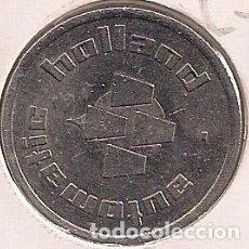Monedas locales: JETON / FICHA PARA MAQUINA HOLLAND. Lote 99107231