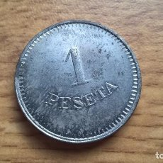 Monedas locales: COOPERATIVA LA RUBINENSE. PESETA. Lote 101645443