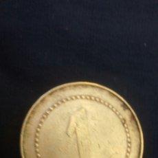 Monedas locales: FICHA TOKEN CASINO PESETA. Lote 105075222