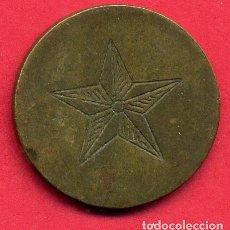 Monedas locales: FICHA POSIBLEMENTE CASINO , ORIGINAL , A21. Lote 105987199