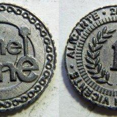 Monedas locales: TOKEN SALA THE ONE 2012. Lote 108268763