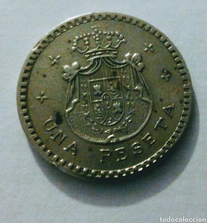 Monedas locales: Ficha peseta casino - Foto 2 - 108276072