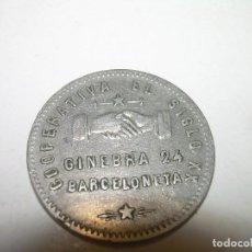 Monedas locales: ANTIGUA FICHA DINERARIA.. Lote 110781999