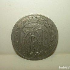 Monedas locales: ANTIGUA FICHA DINERARIA.....CAFE BAR.... TIVOLI...BARCELONA.. Lote 110782179