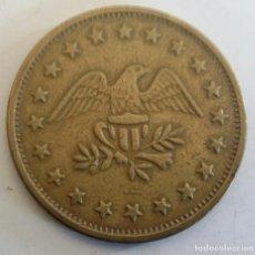 Monedas locales: FICHA DE JUEGO TOKEN. NO CASH VALUE. Lote 111184891