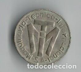 Monedas locales: FICHA MAQUINARIA TÉCNICA INTERNACIONAL - Foto 2 - 113428503
