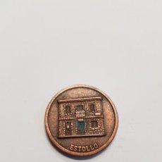 Monedas locales: MONEDA ESTOLLO - LA RIOJA - CAR82. Lote 115482944
