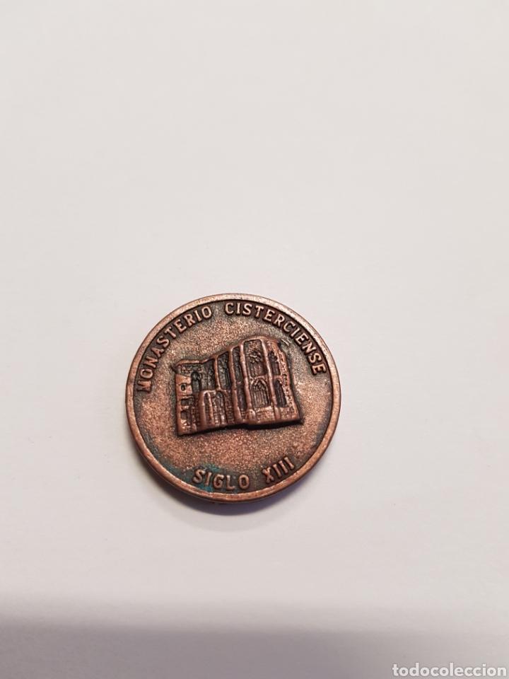 Monedas locales: Moneda monasterio de cañas - la rioja - car82 - Foto 2 - 115488640