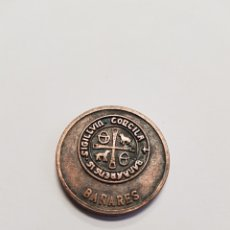 Monedas locales: MONEDA DE BAÑARES - LA RIOJA - PB08. Lote 115489546
