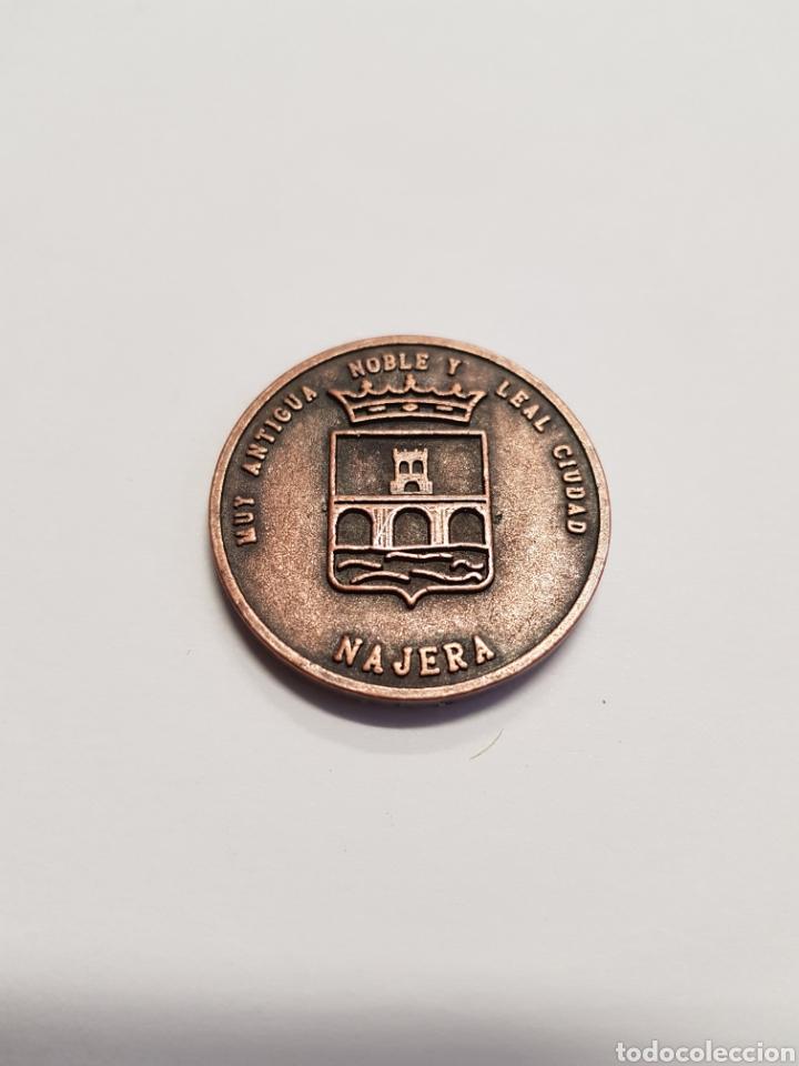 MONEDA DE NAJERA - LA RIOJA - CAR82 (Numismática - España Modernas y Contemporáneas - Locales y Fichas Dinerarias y Comerciales)