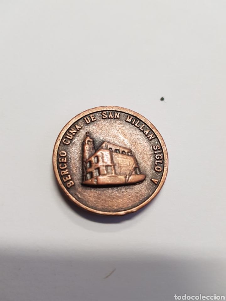 MONEDA DE BERCEO - LA RIOJA - CAR82 (Numismática - España Modernas y Contemporáneas - Locales y Fichas Dinerarias y Comerciales)