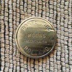 Monedas locales: FICHA DE HOLANDA MOONS BODEGRAVEN. Lote 116175246
