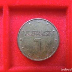 Monedas locales: FICHA - TOKEN 'ISTOBAL'. Lote 116701443