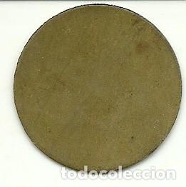 Monedas locales: (FCP-4)FICHA 2 PTES . PAU PAPIOL - CONSTANTI - TARRAGONA - Foto 2 - 117132946